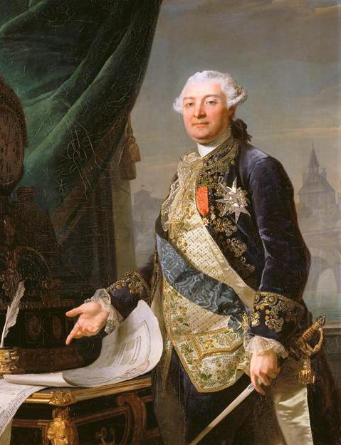 Baron de Breteuil Ministre de la Maison du Roi Louis XVI, par ...