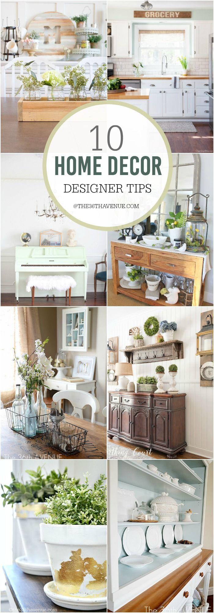 Home Decor Design Tips | Deko