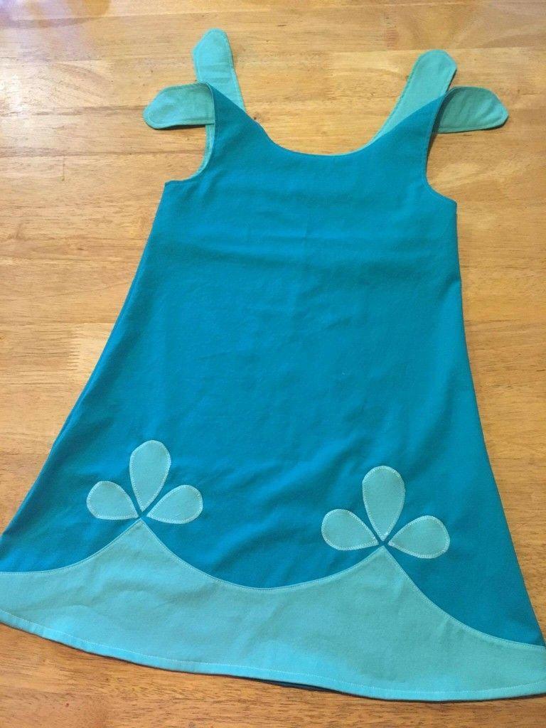 887b830147ffb Trolls Princess Poppy inspired Dress Trolls birthday costume By: A ...
