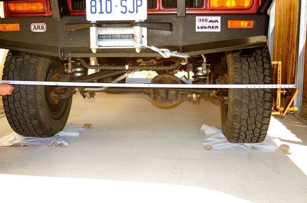 Do It Yourself Wheel Alignment Equipment Jeep Xj Mods Jeep