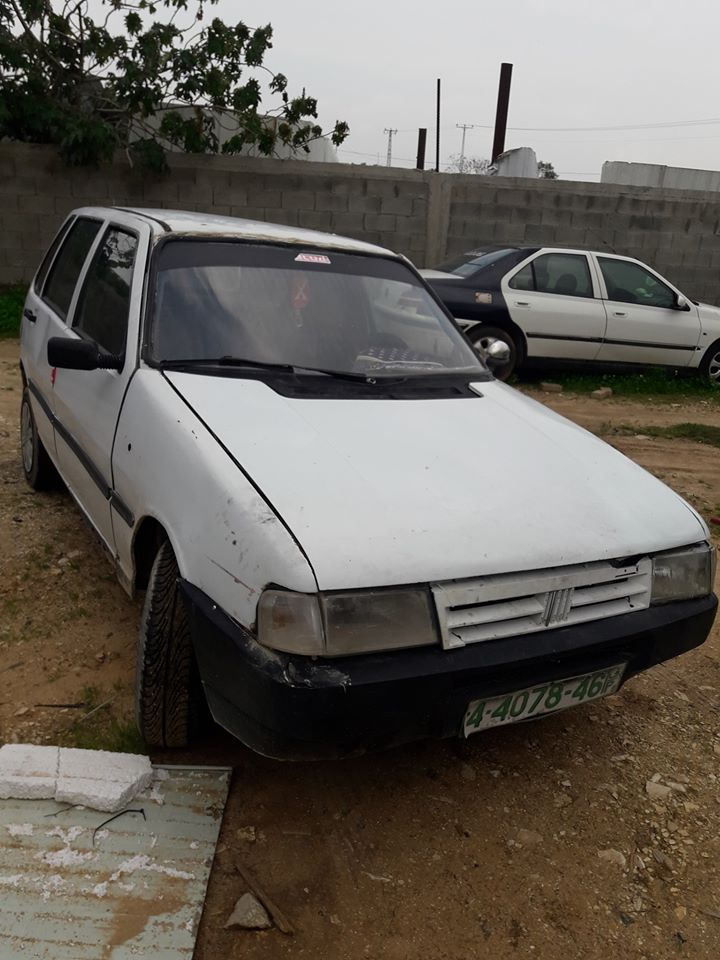 فيات اونو86 بسعر 3800 شيكل سوق البلد Cars For Sale Cars Car