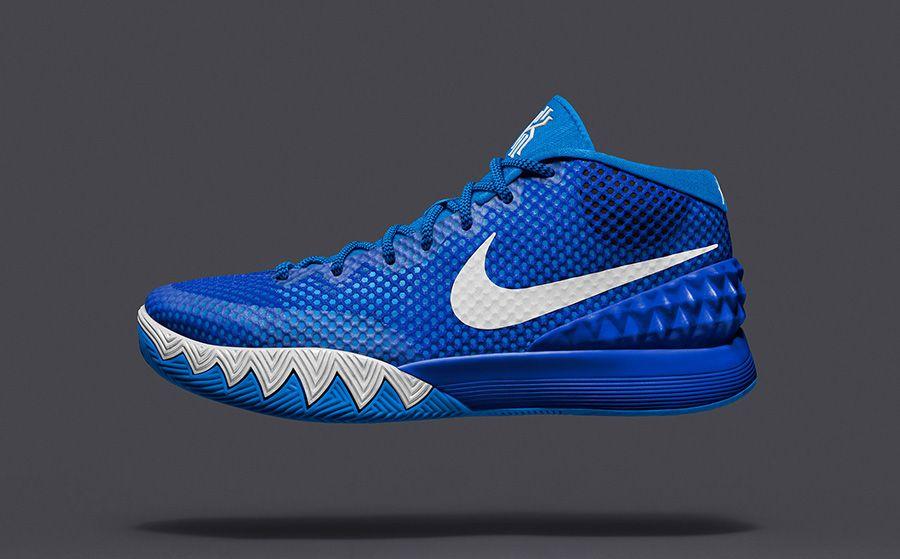 timeless design c8f42 15ed1 Nike Kyrie 1 x NikeiD