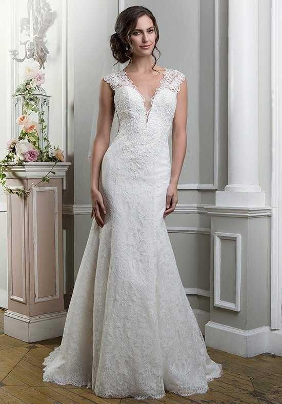 Lillian West 6370 Mermaid Wedding Dress