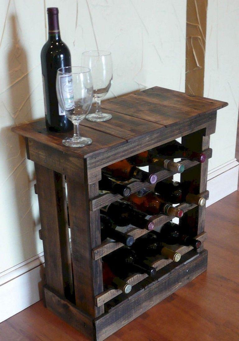 Pallet Wine Racks And Bar Ideas Wine Rack Plans Wine Bottle