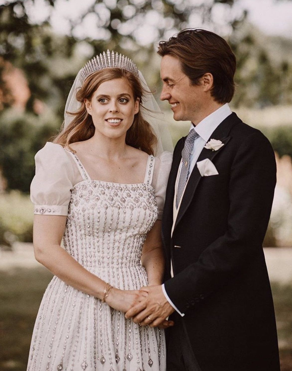 Omid Scobie on Twitter in 2020 Princess beatrice wedding