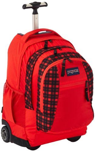 Jansport Driver 8 Core Series Wheeled Backpack Http Www Alltravelbag Com Jansport Driver 8 Backpack With Wheels Girls Rolling Backpack Kids Rolling Backpack