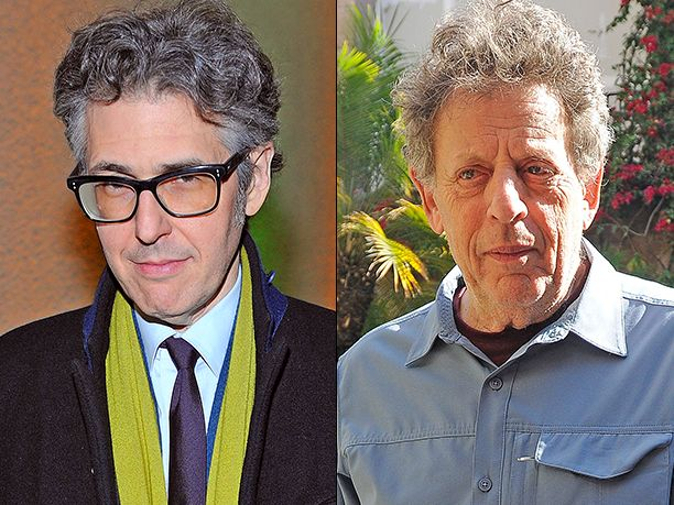 All in the Family: Stars you didn't know were related   Ira Glass and Philip Glass   EW.com