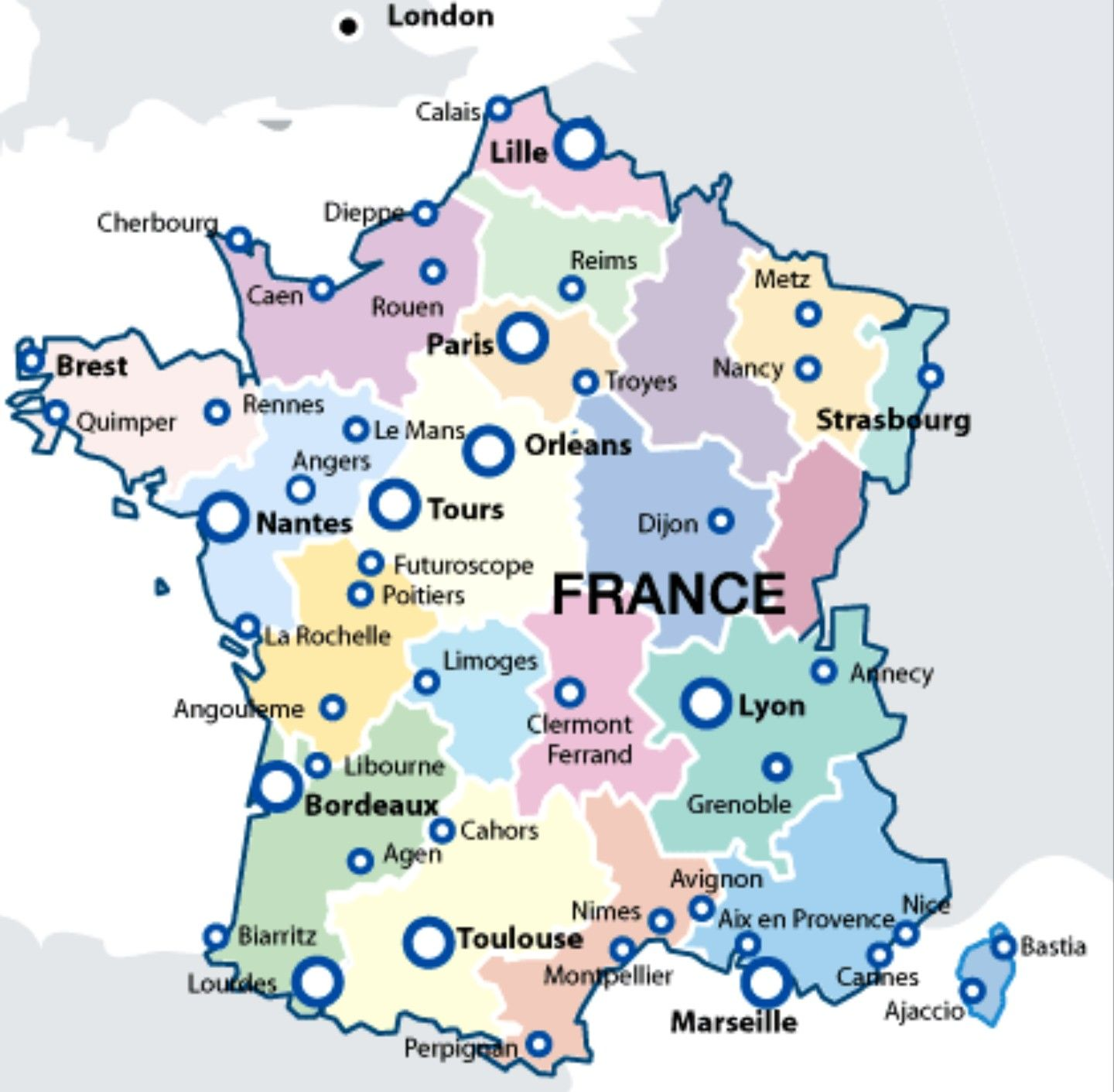 France Map Image By Jeff Wauthier On France France Nice France