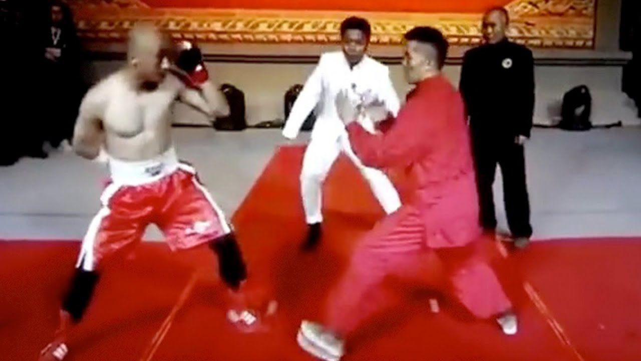 Wing Chun Kung Fu VS One Arm MMA Fighter - YouTube | Martial Art's