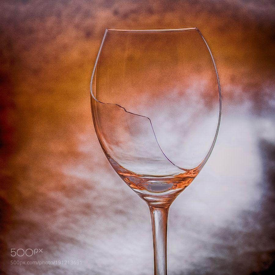 Broken glass by FreddyHoevers
