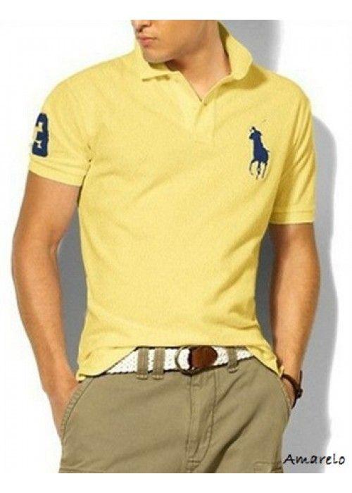 bbd7f208469 Camisa Polo Ralph Lauren