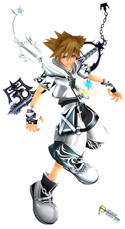 Kh 2 Sora 11 Ultimate Form Render By Sray90 Kingdom Hearts Collection Kingdom Hearts Sora Kingdom Hearts
