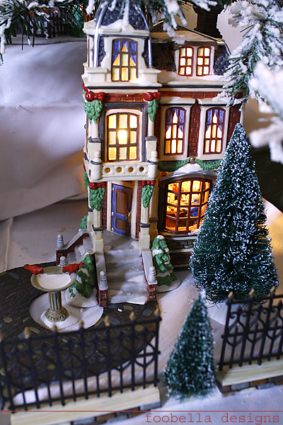 set up your christmas village see my department 56 dickens christmas village set up