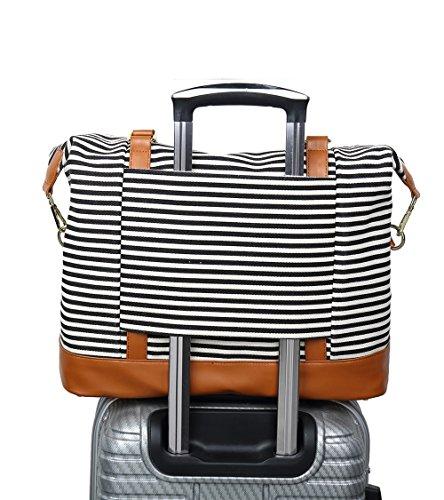 Weekender Travel Bag Canvas Overnight