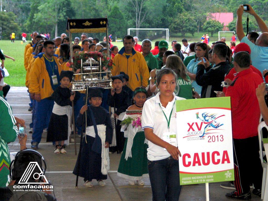 Delegación del Cauca