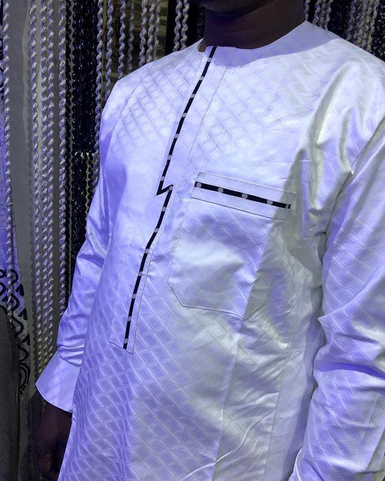 "Marmara Design on Instagram: ""MARMARA DESIGIN order yours Call☞ whatsapp 08030766992,081450…   African dresses men, African shirts for men, African clothing for men"
