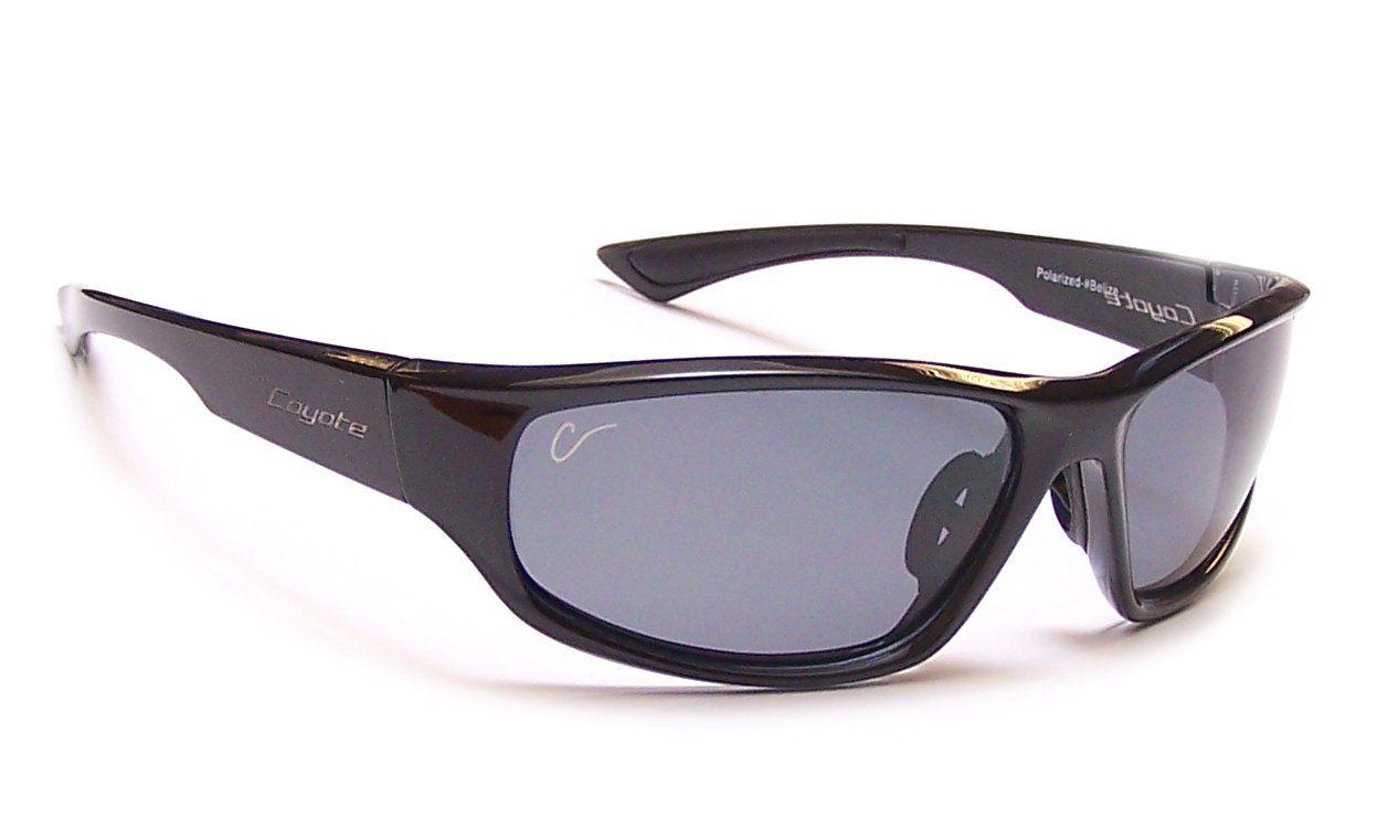 Coyote Eyewear Polar Lite Baja Polarized Sport Sunglasses