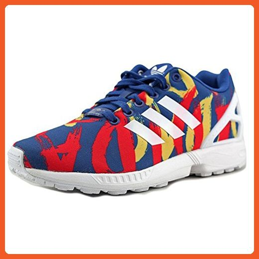 Adidas ZX Flux Women's Shoes Dark Marine BlueWhite s77313