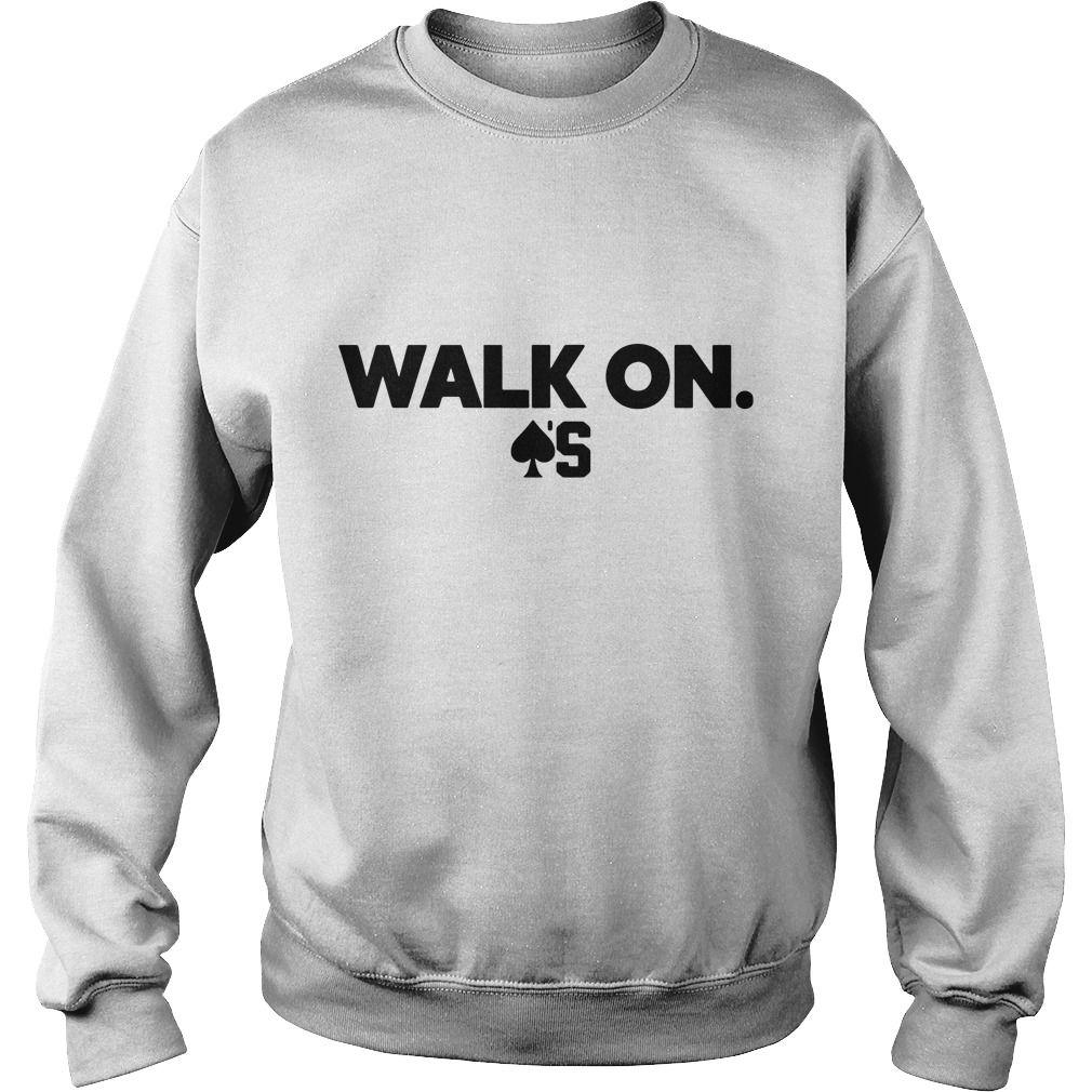 Baker Mayfield Walk On Shirt