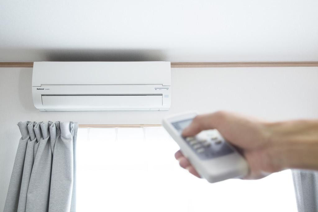 Ductless Air Conditioning (infographic)