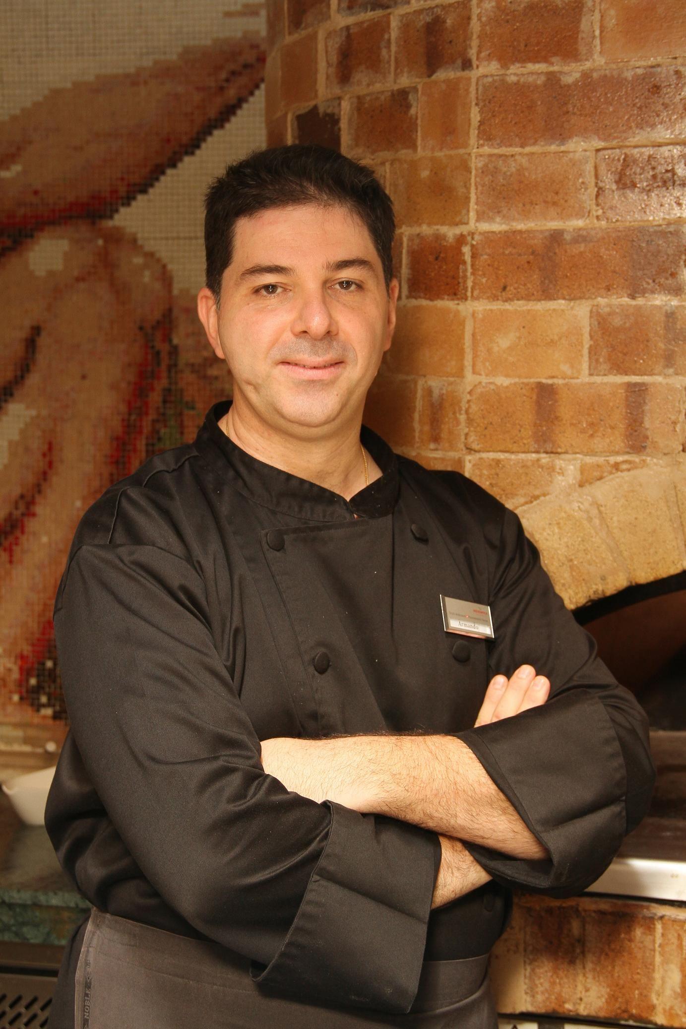 Italian Chef Armando Di Filippo Loves The Biryani In Bangalore - http://explo.in/1q8dbQt #MeetTheChef #Restaurants