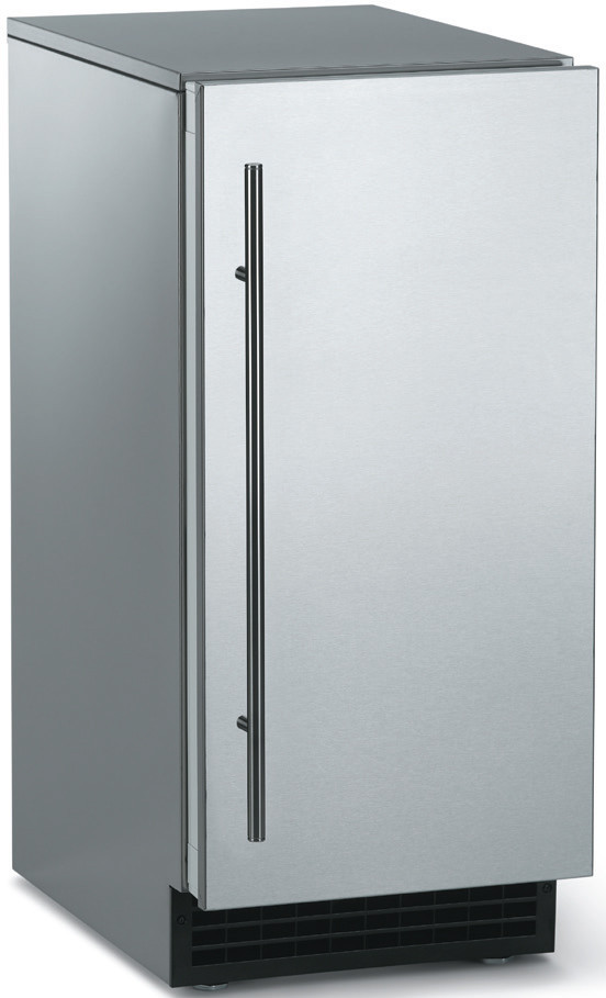 Scotsman Brilliance Series Sccg50mb1ss Nugget Ice Maker Stainless Steel Cabinets Interior Lighting