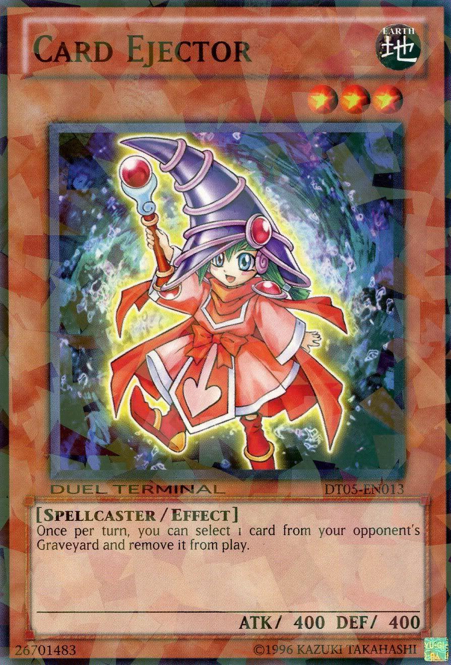 Yu gi oh yu gi oh card drlg en048 prominence hand super rare - Yugioh Card Ejector Normal Parallel Dt05 En013 X3