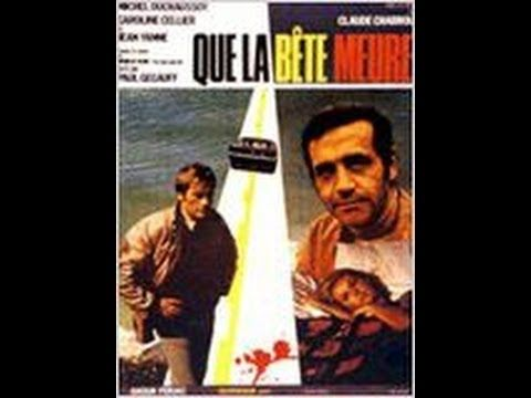 Que La Bete Meure 1969 Yanne Duchaussoy Pialat Youtube Hoeden