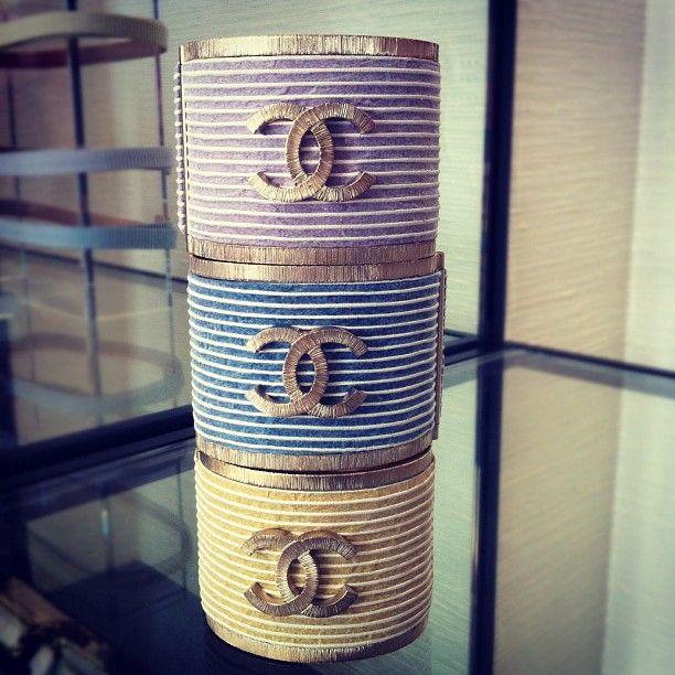 Chanel Cruise Cuffs - @purseblog- #webstagram