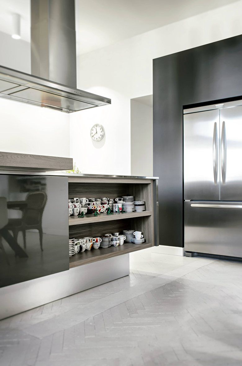 Greystone dresses Boffi_code up | Cocina moderna, Ideas para la ...