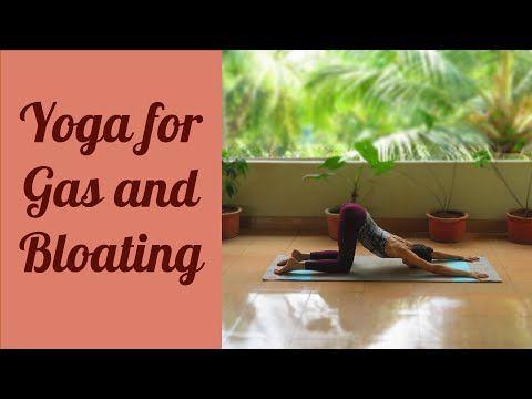 yoga for gas and bloating video  mahi mata  yoga for