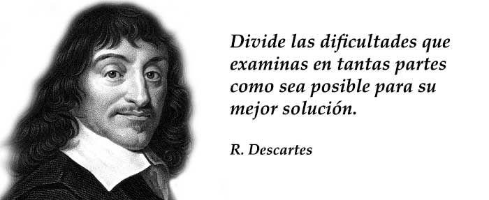Las 51 Mejores Frases De René Descartes Frases Filosoficas