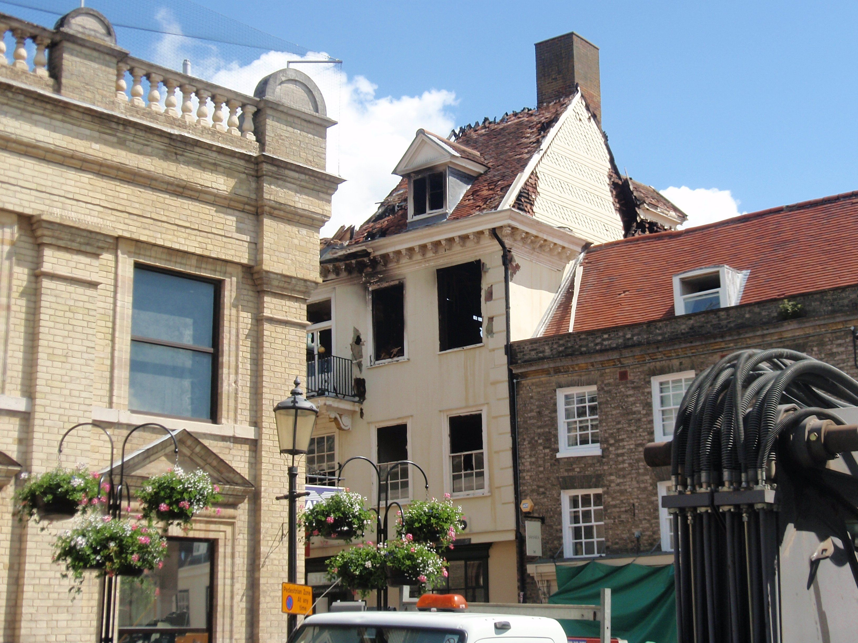 Cupola House Will Be Taken Down Brick