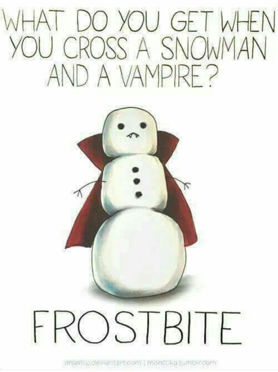 Frostbite Kids Joke Funny corny jokes, Cheesy jokes