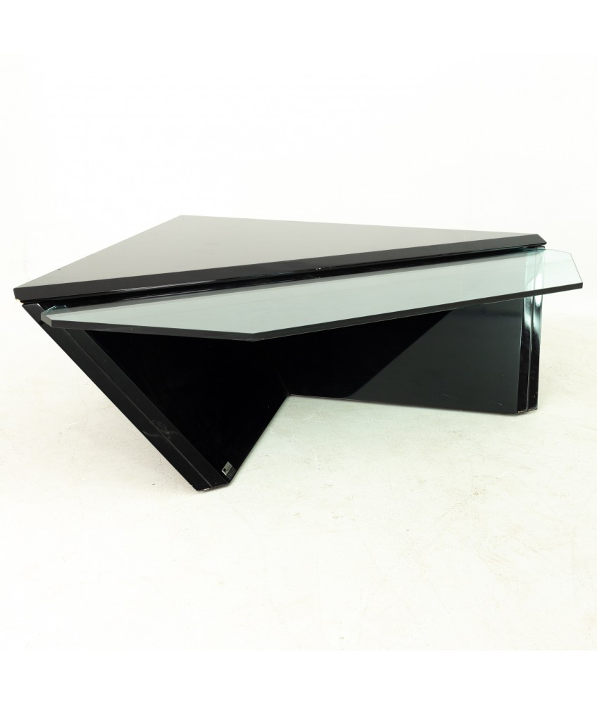 Mid Century Diamond Glass And Lacquer Coffee Table By Roger Rougier Coffee Table Coffee Table Prices Glass [ 1000 x 848 Pixel ]