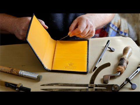 Robert Ettinger Interview 3/3 - Royal Warrant, Craftsmanship & Brand Building - YouTube