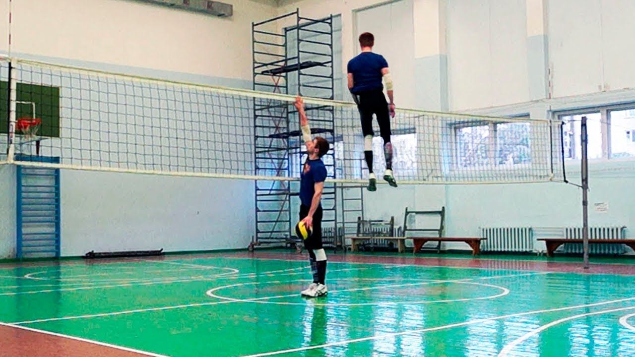 Top 20 Exercises To Help You Jump Higher Volleyball Jump Training 20 Volleyball Training Volleyball Workouts High Jump