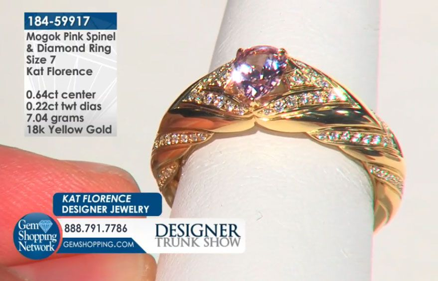 30++ Kat florence jewelry on gem shopping network info