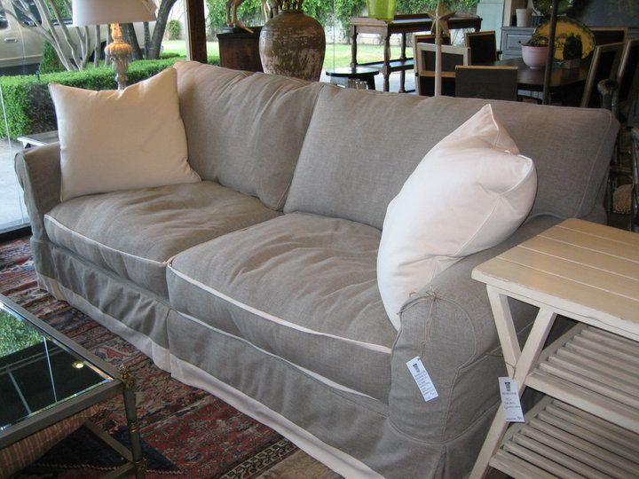 Washable Slipcover Sofa Southern Style Fine Furniture