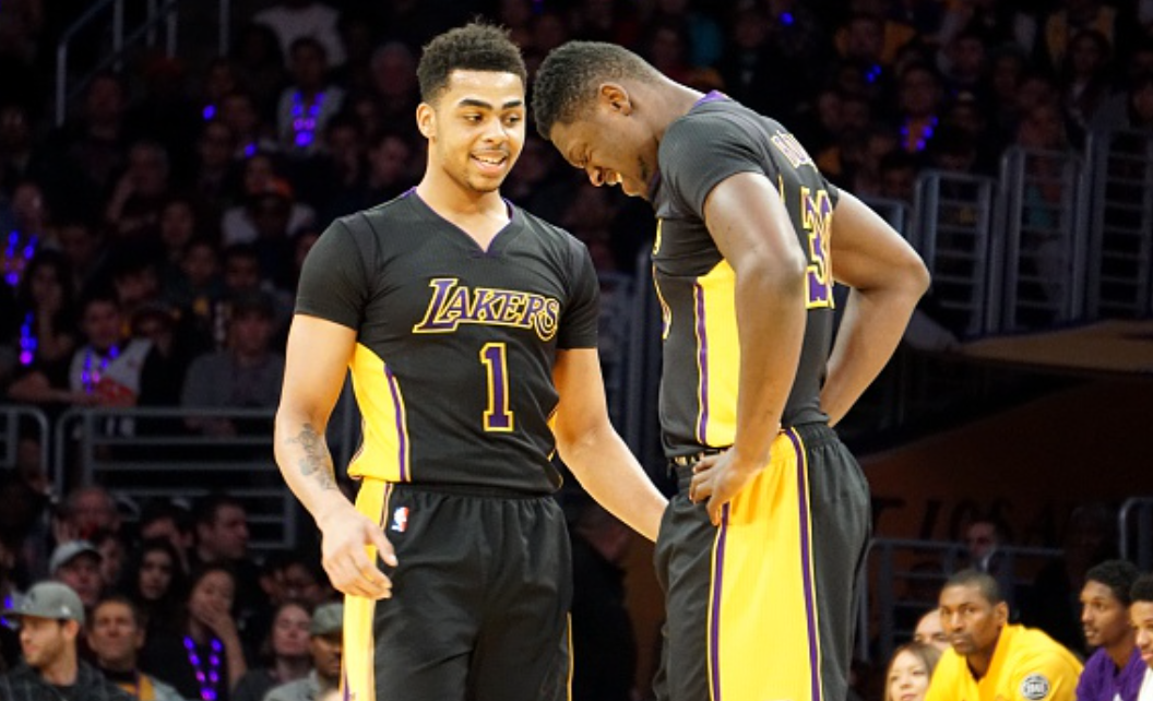 The Los Angeles Lakers 15 Man Roster Is Now Set After Waiving Small Forward Anthony Brown Metta World Peace And Thoma Los Angeles Lakers Lakers Pro Basketball