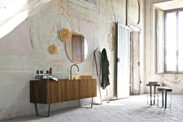Lavabos modernos Altamarea Enero Pinterest Lavabo, Moderno y Baño