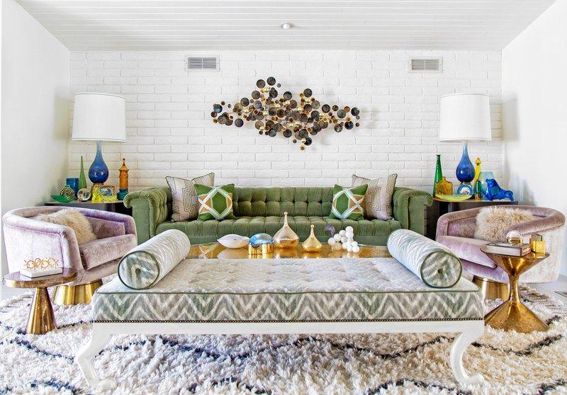 Desert Jewel Palm Springs Home Tour Palm Springs Style Home Decor Palm Springs Decor Retro Home Decor
