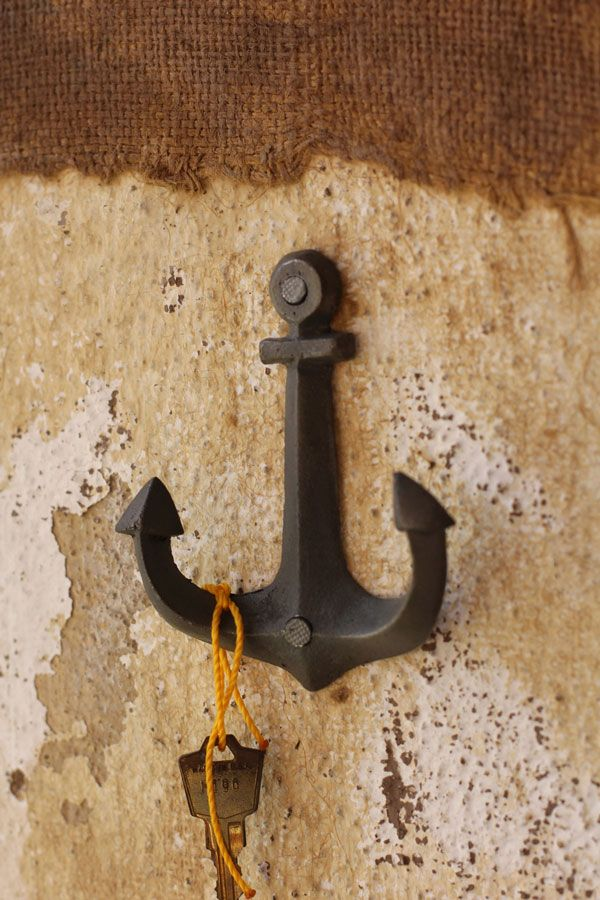 nautical door hooks