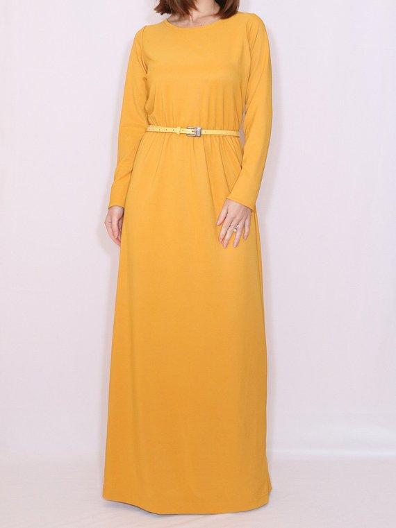 2581a64f70f7 dress maxi dress long dress elegant dress women dress mustard dress mustard  yellow dress full length