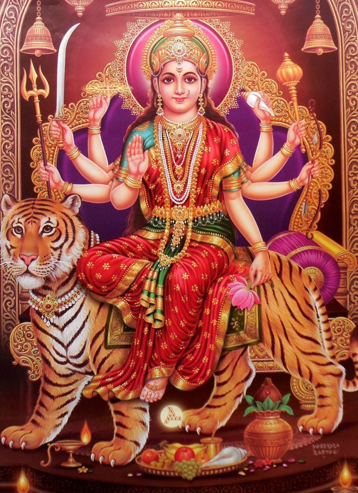 Pics of goddess durga