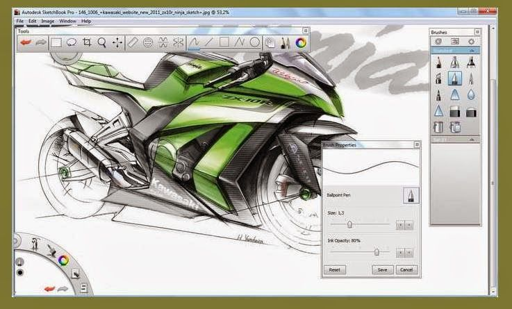 Autodesk Sketchbook Pro Enterprise 2015 X86 X64 Free Download Full