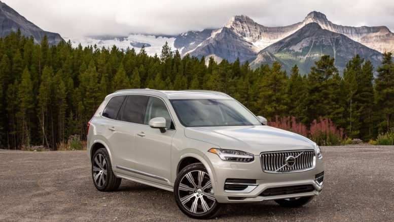 Volvo Xc90 Hybrid 2020 The Volvo Xc90 Hybrid 2020 Is A Top Ranked Midsize Car It Has Pleasing Driving Dynamics Good Gas Efficiency And Loads Of Know How It Di 2020