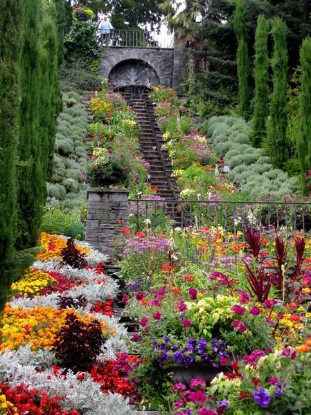 Mainau Island In Lake Constance Also Called The Island Of