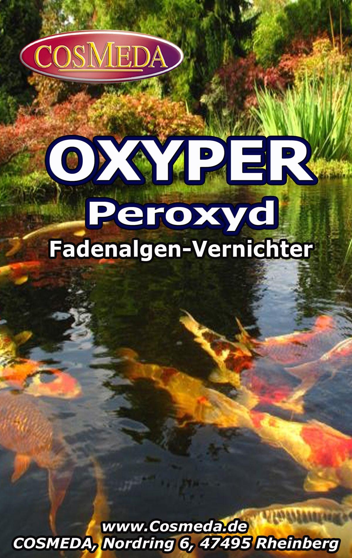 Cosmeda line Shop OXYPER Peroxyd 5 kg garten