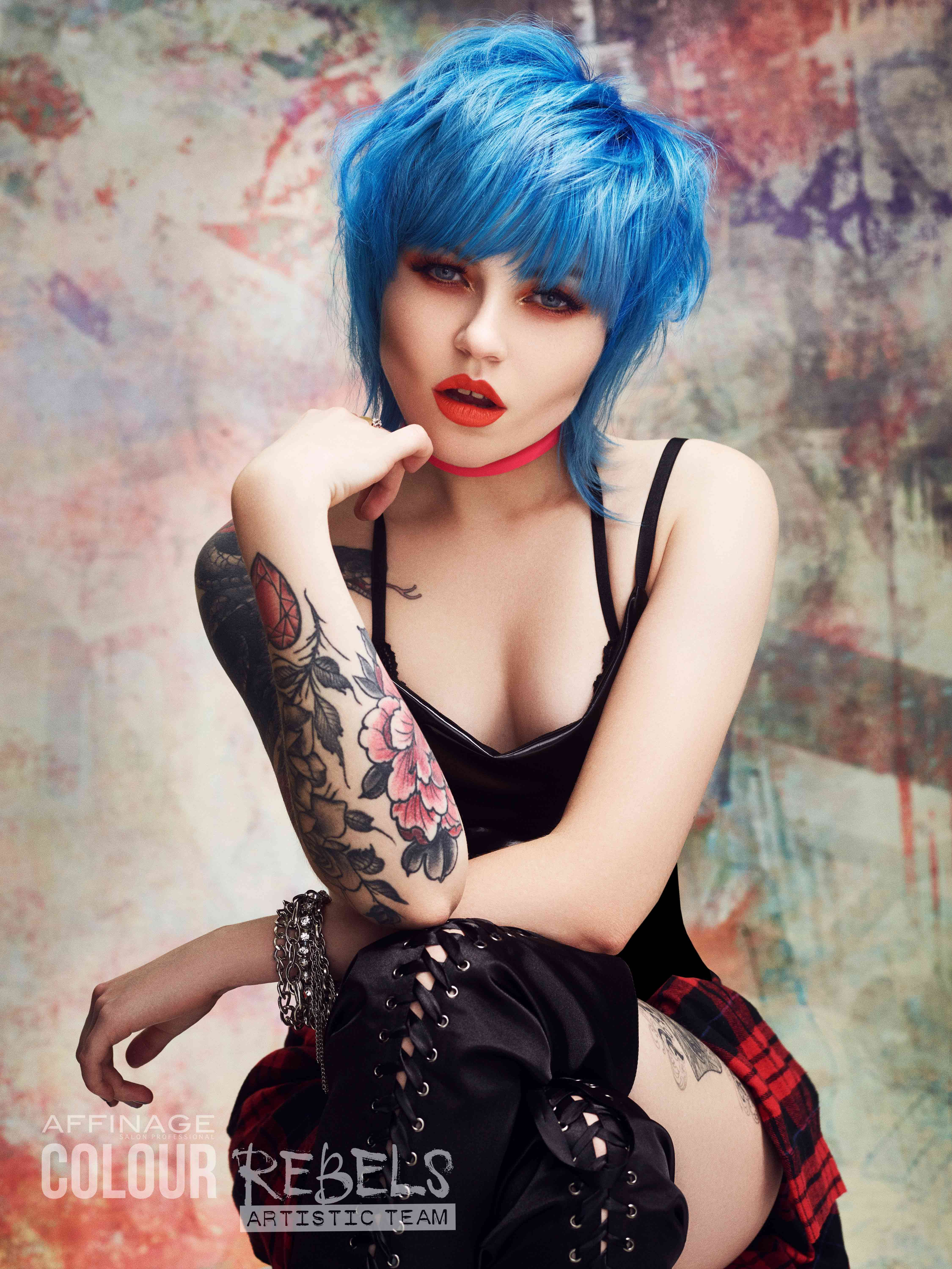 Affinage Colour Rebels & Tracey DevineSmith Rebelution